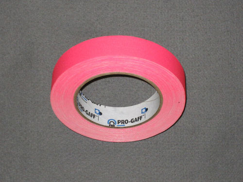 Neontape Pink 24 mm / 25m